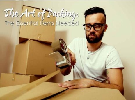 The Art of Packing: The Essential Items Needed