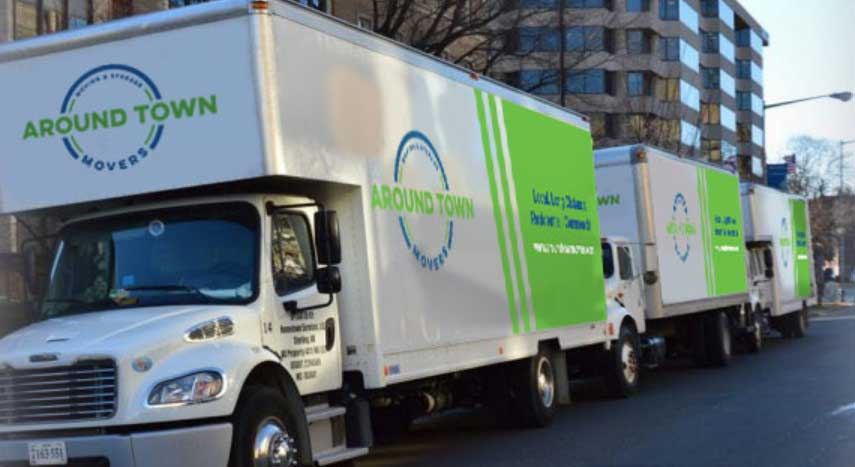 Commercial Movers In Northern Virginia, Metro DC