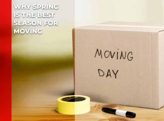 Why Spring Is the Best Season for Moving