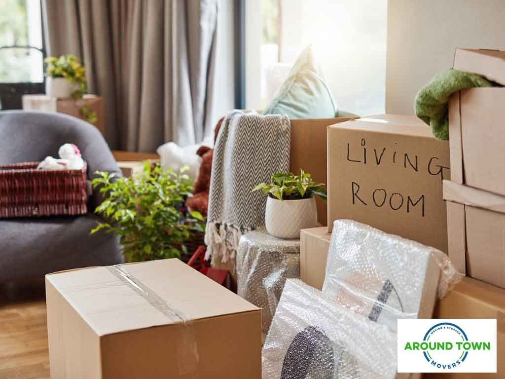 Which Items to Pack First When Moving