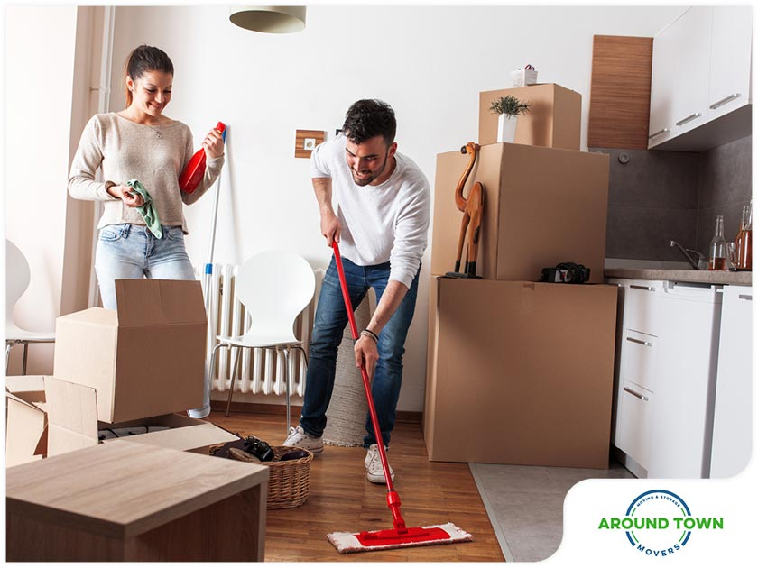 3 Tips to Keep Your Home Clean While Moving
